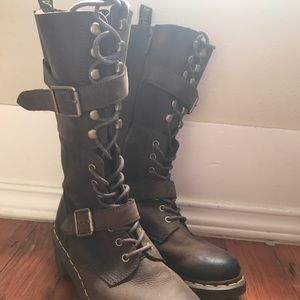 Doc Marten Lace Up Boots